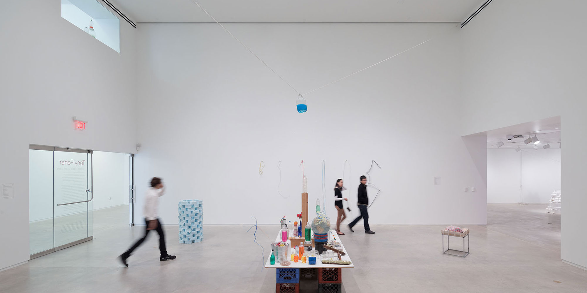Blaffer Art Museum Gallery